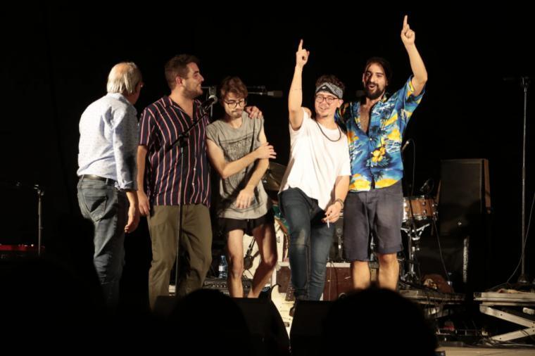 Dog Manhattan gana la primera edición de 'Suena Lorca', el concurso de bandas lorquinas organizado por la Concejalía de Festejos