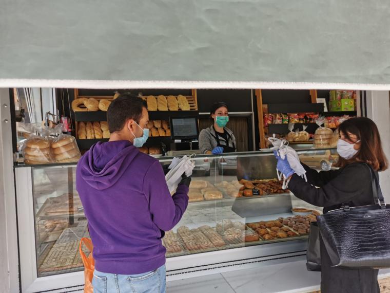 El Ayuntamiento de Puerto Lumbreras repartirá mascarillas a toda la población