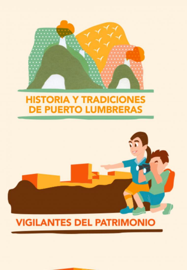 """El proyecto """"Vigilantes del Patrimonio"""", fomenta entre los escolares la importancia de conservar la historia y tradiciones de Puerto Lumbreras"""