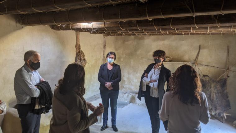 El PSOE exige que se paralice de inmediato la salida de material arqueológico del yacimiento de La Bastida