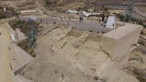 Comunidad Autónoma y Ayuntamiento invertirán más de 80.000 euros para la restauración del Castillo de Nogalte