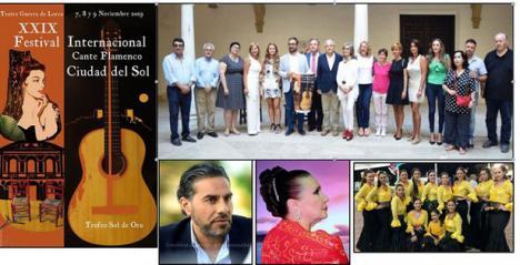 """Queda suspendida la XXX edición del Festival Internacional de Cante Flamenco """"Ciudad del Sol"""" de Lorca"""