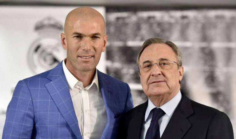 Nueve meses después y tras el fiasco de dos entrenadores, vuelve Zidane