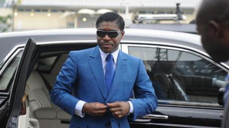 A Teodorin Nguema Obiang, el hijo del presidente de Guinea Ecuatorial, la justicia suiza le ha confiscado y subastado sus coches de lujo