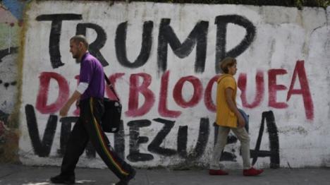 EEUU que no consiguió doblegar a Cuba con el embargo económico ahora lo intenta con Venezuela