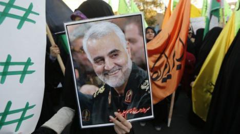 EE.UU asesina en Irak al poderoso general iraní Qasem Soleimani, líder de la fuerza élite Quds e Irán promete una respuesta