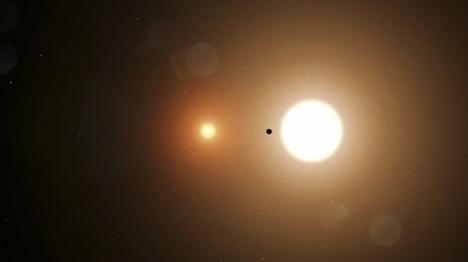 Un joven de 17 años que descubre un planeta 6 veces más grande que la Tierra