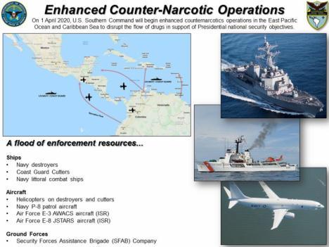 La Fuerza Armada venezolana neutraliza una aeronave utilizada para el tráfico de drogas mientras sigue el gran despliegue militar estadounidense en el Caribe