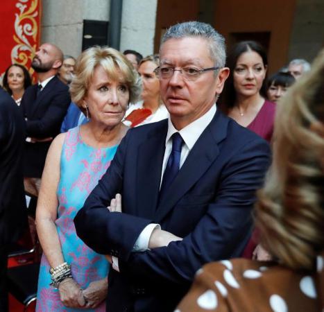 Esperanza Aguirre puede comenzar 2020 en el banquillo por el caso Púnica