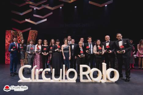 V Premios Círculo Rojo.