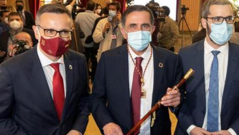 """Diego Conesa: """"El pasado jueves arrancó el comienzo de la regeneración en la Región de Murcia"""""""