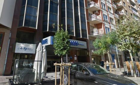 Encuentran el cadáver de una niña de 5 años en un hotel de Logroño