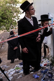 44 muertos y más de 150 heridos tras una estampida durante un festival ultraortodoxo judío