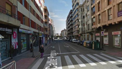 Mata su hermano de varias cuchilladas en una calle de Burgos