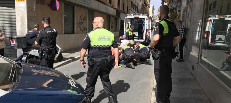 La policía investiga la muerte de un hombre acuchillado en Xàtiva