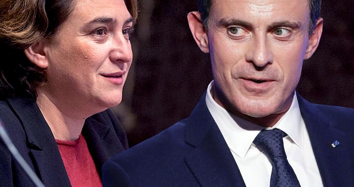 Posible pacto de Sánchez y Valls en Barcelona dando de lado a Rivera