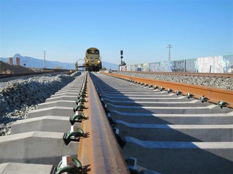 Adif licita la redacción del proyecto de adecuación de la plataforma del tramo Pulpí-Águilas al ancho estándar