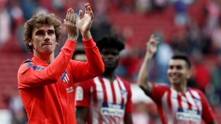 Griezmann confirma que deja el Atlético