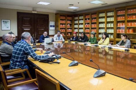 Entrevista al presidente de la Asociación Española de Afectados por la Silicosis de Almería