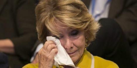 Esperanza Aguirre, no pasaba por allí, fue ella la que ideó la financiación ilegal del PP de Madrid y hasta la controló