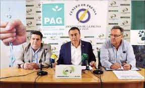 LOS OLIVAREROS JIENNENSES EN PIE DE GUERRA