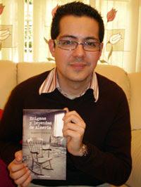 Esa Almería misteriosa con la que el escritor Alberto Cerezuela nos hace ver más allá de lo real