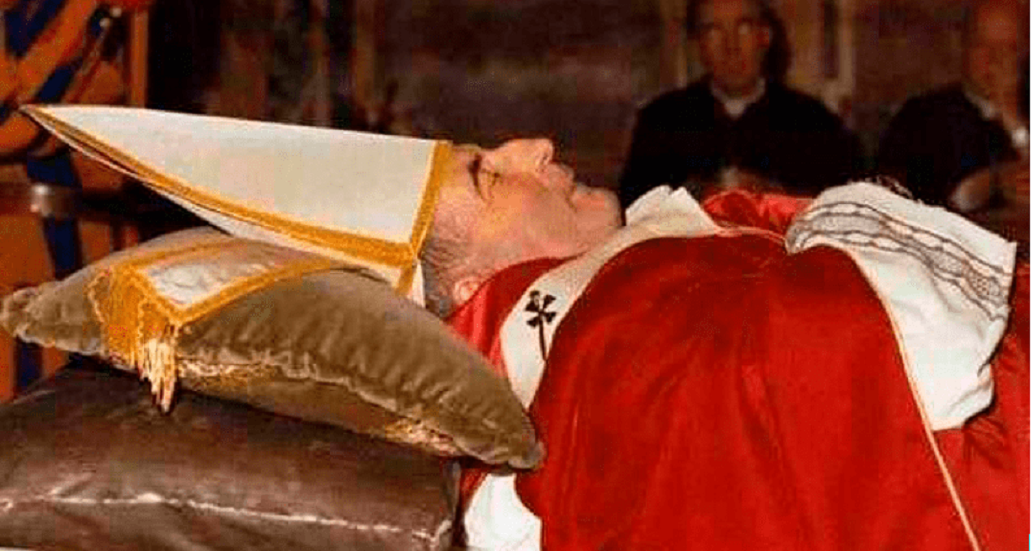 El italiano Anthony Raimondi, ex integrante de la mafia Colombo, confesó haber ayudado a matar al Papa Juan Pablo I en 1978 para mantener encubierto un fraude financiero