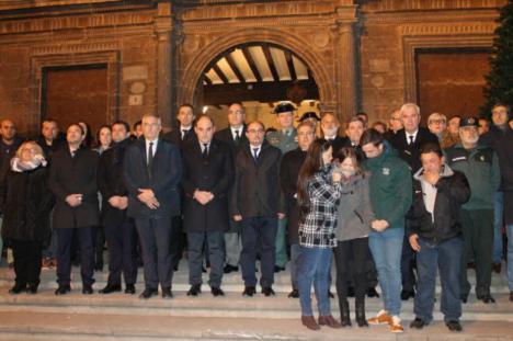 Día triste en Alcañiz y en Andorra