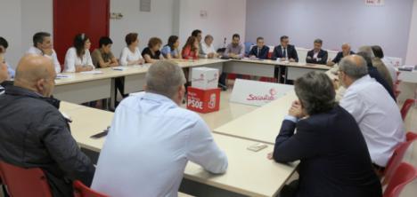 Alcaldes y alcaldesas del PSRM denuncian el deterioro de la atención primaria en la segunda oleada de la pandemia