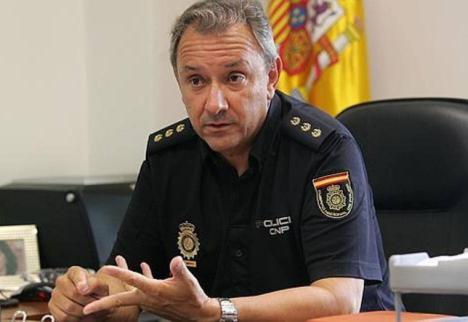 Grande-Marlaska nombra a nuevo jefe superior de la Policía Nacional en Murcia
