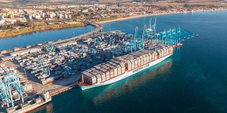 Detenidos tres trabajadores del Puerto de Algeciras por tráfico de drogas.