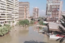 Se cumplen 20 años de las peores inundaciones en Alicante