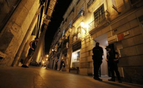 Encuentran una mujer muerta en una escuela de peluquería de Alicante