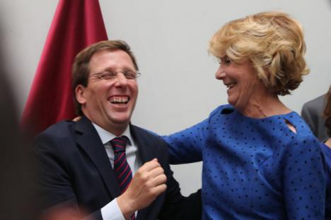 PP y Cs se unen y no recurrirán la sentencia que absuelve a Botella por la venta de vivienda pública