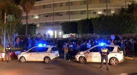 Una hija de cuatro años de la mujer detenida por el asesinato de Almería murió al caer por una ventana