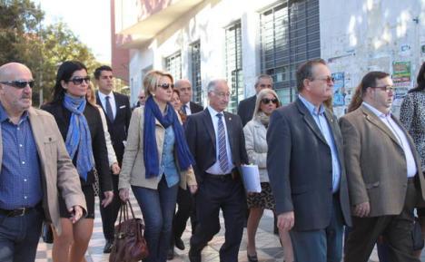 Gabriel Amat, intimamente ligado a la justicia de Almería
