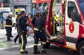 Un belga y tres ciudadanos alemanes entre las primeras víctimas identificadas.