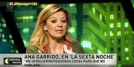 Ana Garrido, la persona que denunció la Gürtel, premio Anticorrupción 2018