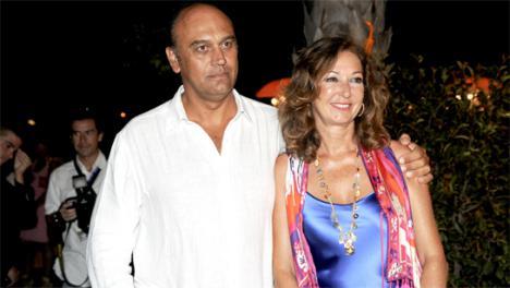 Juan Muñoz, marido de Ana Rosa Quintana, detenido por contratar a Villarejo para un chantaje