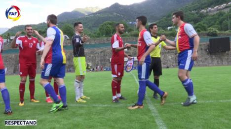 La policía ha entrado en la Federación Andorrana de Fútbol donde tras el registro ha habido detenciones