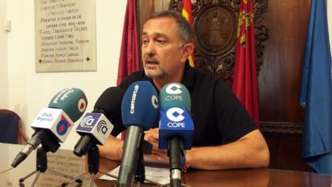 """El PP se congratula de que el PSOE se """"suba ahora al carro"""" de las plantas de energía solar en Lorca y"""