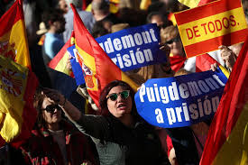 Puigdemont huye de España y se refugia en Bélgica donde pedirá asilo político