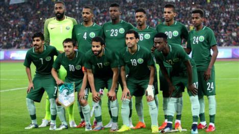 El avión que trasladaba a la selección de Arabia Saudita se incendió durante el aterrizaje