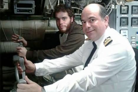 Encuentran un objeto extraño cerca de donde desapareció el submarino argentino