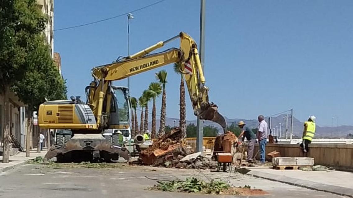 El PSOE denuncia a Torrecillas de atentado ecológico