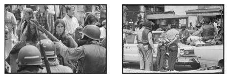 Muestra fotográfica por los derechos civiles.