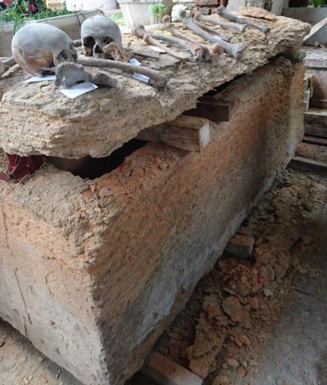 Arnau de Torroja, el gran maestre templario de origen cuyo cuerpo ha sido descubierto.