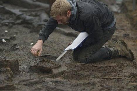 Descubren un asentamiento intacto de la Edad del Bronce en Inglaterra