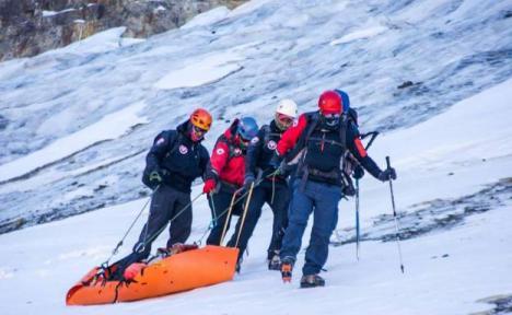 Encuentran en los Andes el cuerpo momificado de un valenciano que desapareció en 1990