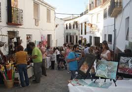 Fiesta de la cultura en Arriate